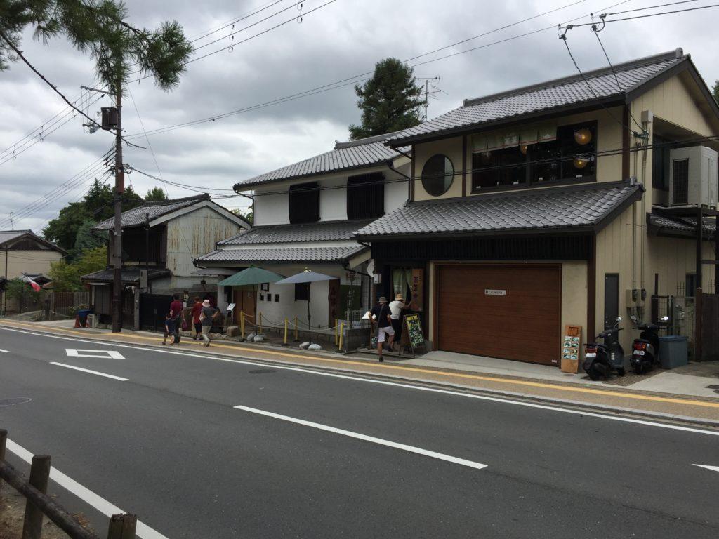 奈良公園前カフェ