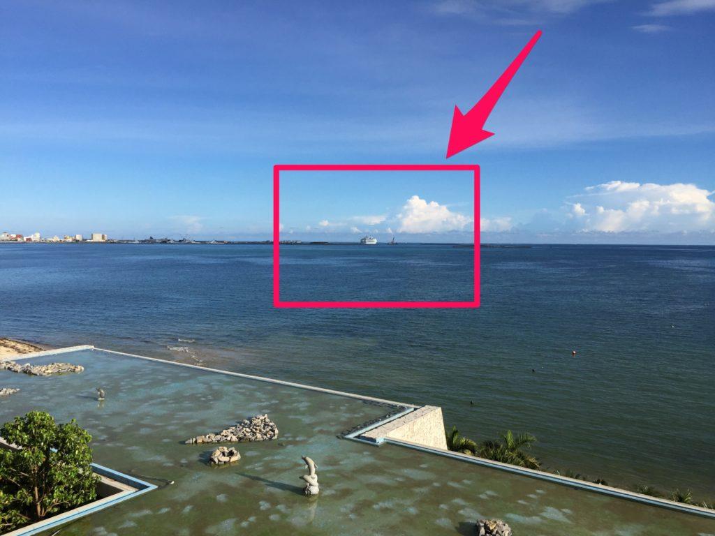 石垣島豪華客船