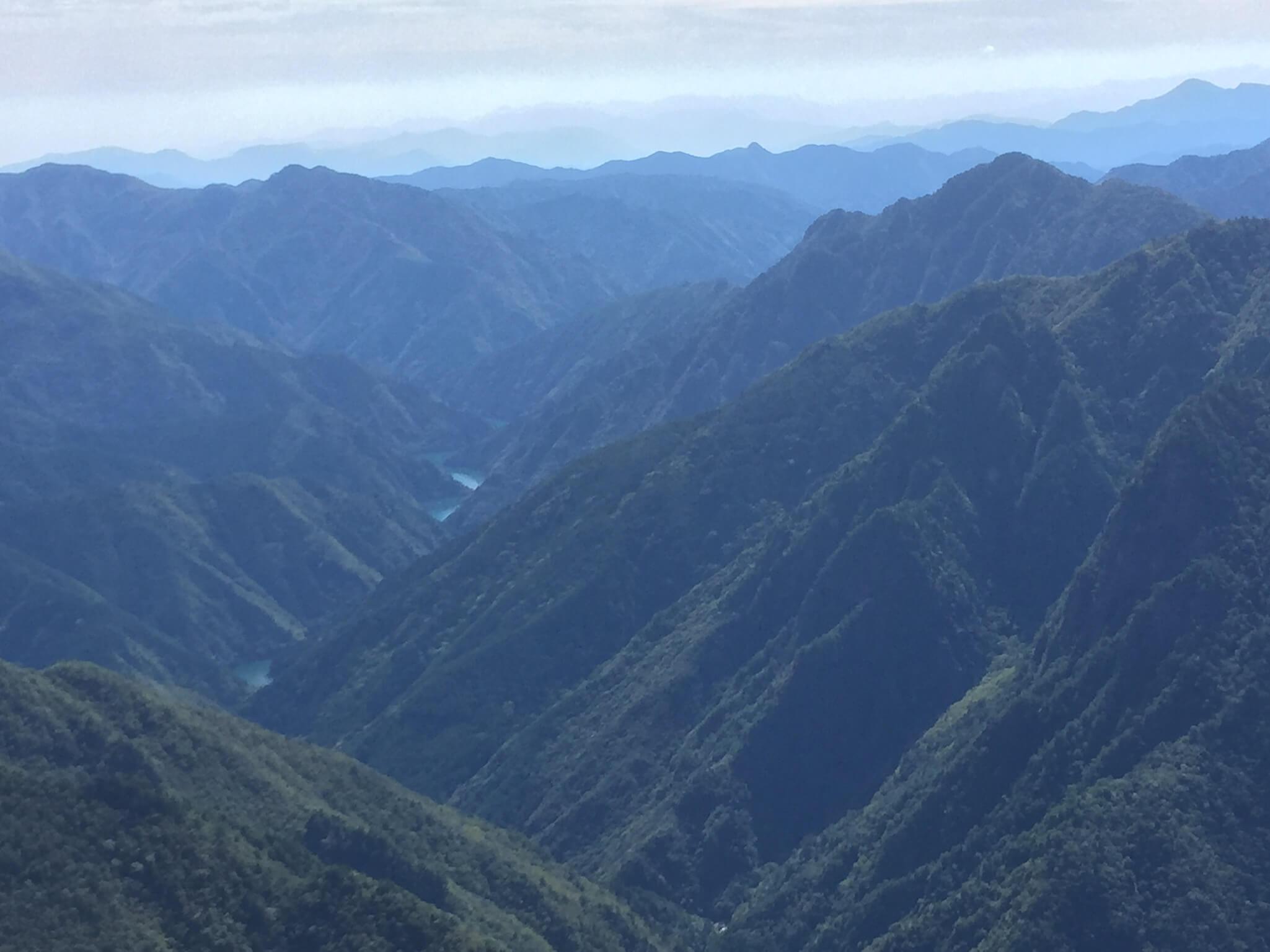 大台ケ原,登山
